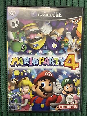£7 • Buy Mario Party 4 Nintendo Gamecube CASE AND PAPERWORK ONLY