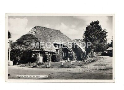 £3.40 • Buy Sussex Chichester East Wittering Armada Barn Old Real Photo Postcard