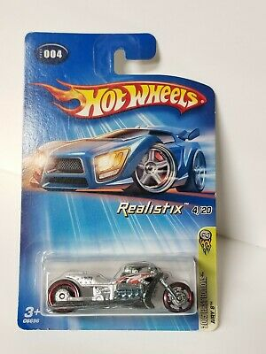 $5.99 • Buy Hot Wheels 2005 First Editions 4/20 Realistix Airy 8 Ships For  - $4.50 In US