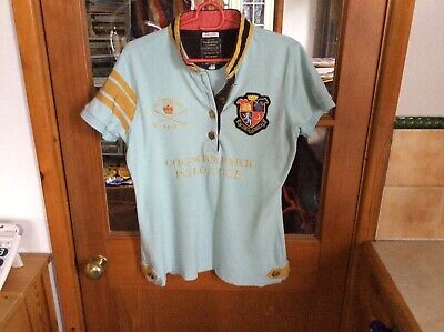 £6 • Buy Joules Polo Top Size 14
