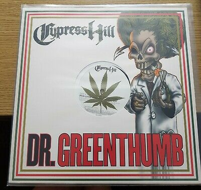 £5 • Buy Cypress Hill - Dr. Greenthumb (12  Promo) Ex. Condition