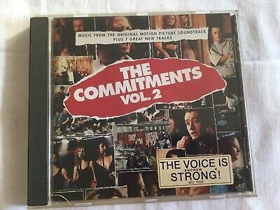£0.99 • Buy The Commitments CD. -   Vol. 2