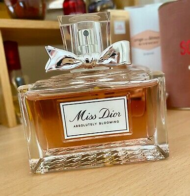 £45 • Buy Miss Dior Absolutely Blooming Edp 100ml Christian Dior