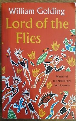 £1.60 • Buy Lord Of The Flies By William Golding (Paperback, 1997), GCSE, Noble Prize Winner