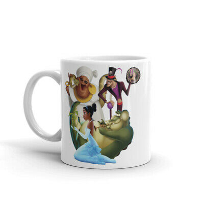 £9.99 • Buy Disney's The Princess And The Frog, Tiana, Naveen, Dr Facilier, Odie, Ray, Louis
