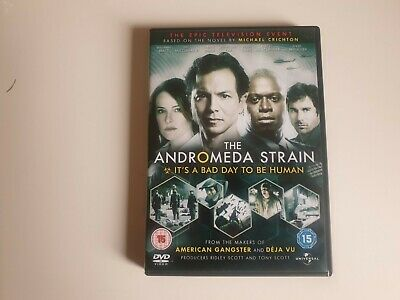 £1.59 • Buy The Andromeda Strain - The Mini-Series - Complete (DVD, 2008, 2-Disc Set)