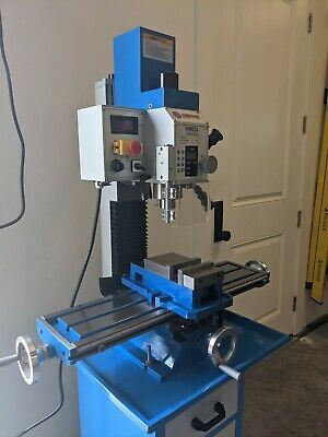 $1600 • Buy Weiss Variable Speed 27-1/2  X 7  Drill Mill Brushless Motor 1.5HP