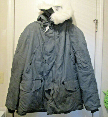 $150 • Buy US. Military Issue  Extreme Cold Weather N-3B Parka Jacket Coat Size X-Large NWT
