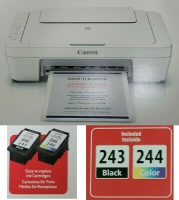 View Details NEW 🔥 Canon PIXMA MG2522 All-in-One Color Inkjet Printer-INK & CABLE INCLUDED🖨 • 69.49$