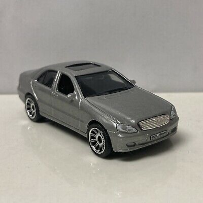 AU24.31 • Buy 1998-2005 Mercedes Benz S500 Collectible 1/64 Scale Diecast Diorama Model