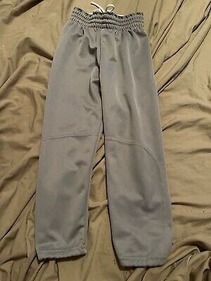 $65 • Buy Majestic Youth Mlb  Pull Up Baseball Pants,grey,m , New Without Tags
