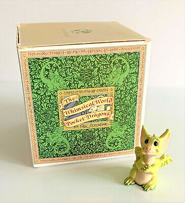 £12.99 • Buy Pocket Dragon Oh Goody By Real Musgrave, The Whimsical World Of, 1993 Boxed