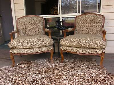AU1250 • Buy Stunning French Louis Bergere Chairs,provincial At Its Best!