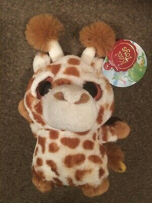 £1.99 • Buy Giraffe Keel Toys Podlings Brand New With Tags 19cm Tall