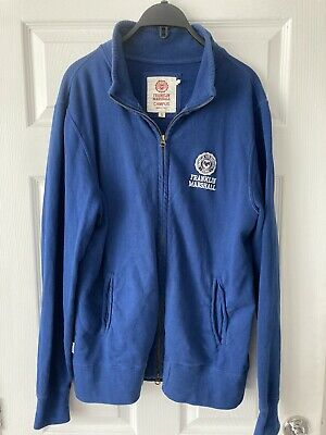 £8 • Buy Mens Franklin Marshall Blue Zippy Top Size Large