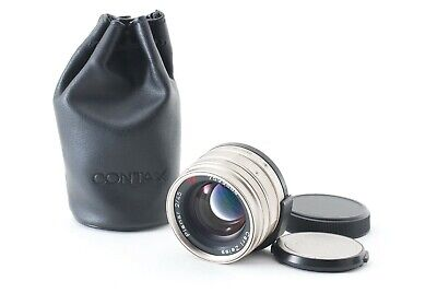 $ CDN510.86 • Buy Contax Carl Zeiss T* Planar 45mm F2 AF Lens For G1 G2 From Japan [Excellent]
