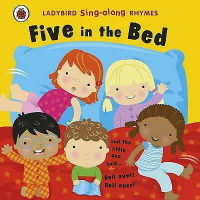£1 • Buy Ladybird Sing-along Rhymes-- Five In The Bed  (Board Book, 2012)