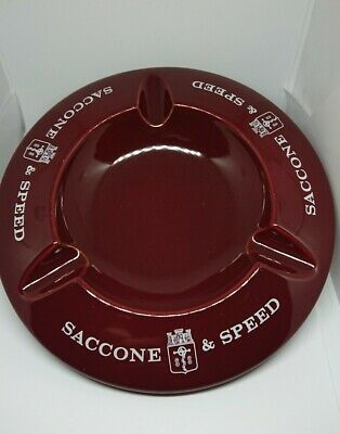 £25 • Buy Saccone & Speed Ceramic Vintage 70's Ashtray / Wade Made In England Rare Colour