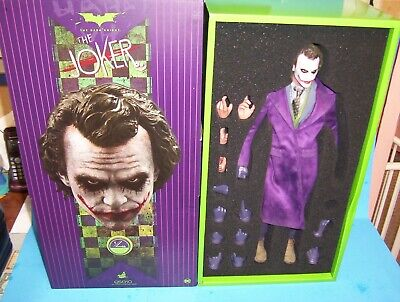 $549.99 • Buy Hot Toys QS010 The Dark Knight The Joker Exclusive 1/4 Scale Action Figure *ST