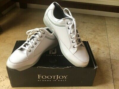 $34.95 • Buy New FootJoy Contour Casual Golf Shoes - Mens 8.5 Wide