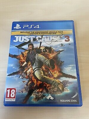 £4 • Buy Just Cause 3 Ps4