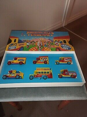 £18.99 • Buy Broncho Bills Circus Vehicle Collection 1996 First Edition, Oxford Die-cast,...