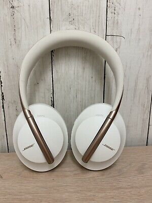 $ CDN212.31 • Buy Bose 700 Soapstone Noise Cancelling Wireless Headphones Preowned Free Shipping