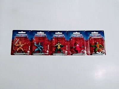 $5 • Buy He-Man MOTU Masters Of The Universe Micro Collection Mattel - Set Of 5