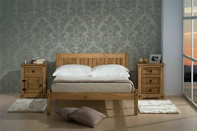 £169.99 • Buy Birlea Rio Corona Mexican Solid Pine Wood 120cm 4FT Small Double Bed Frame