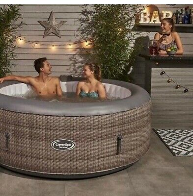 £549.99 • Buy 💦cleverspa Florence Hot Tub💦 6 Person Hot Tub Jacuzzi 5⭐️ Next Day Delivery
