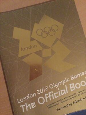 £4.99 • Buy London 2012 Olympic Games - The Official Book - Foreward By Sebastian Coe - Used
