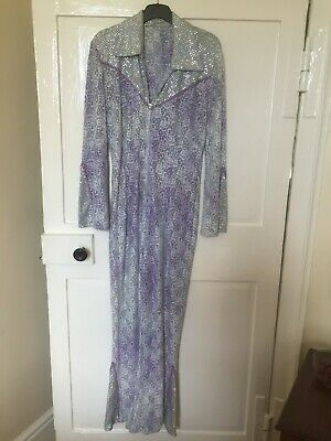 £15 • Buy light Lilac Jumpsuit ( Abba ) With Hat 70s Disco Womens Tv Show Girl