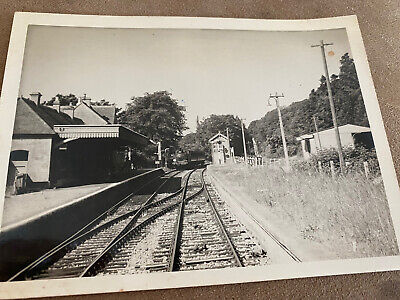 £7 • Buy Ventnor West Station Isle Of Wight  1952 Photo Print ?