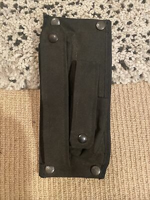 £5.95 • Buy Ex Police Tactical Vest Panel. Baton & Gas Holder. Used. 1579.