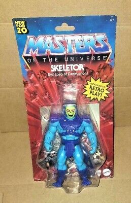 $9.50 • Buy Skeletor 5.5  Action Figure MOTU Retro Play New For 20 Masters Of The Universe