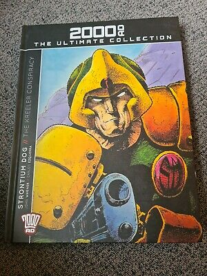 £8 • Buy 2000ad Ultimate Collection 11