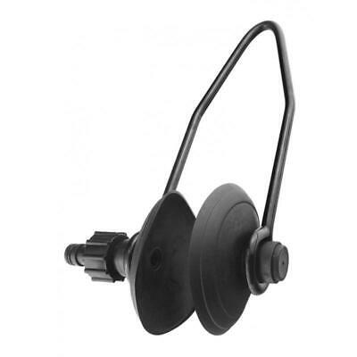 AU22.08 • Buy Universal Outboard Motor Flusher Round Cup, Black