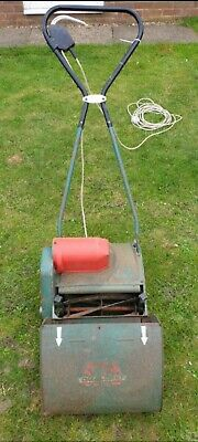 £20 • Buy Qualcast Self Propelled Electric Cylinder Lawnmower Lawn Mower