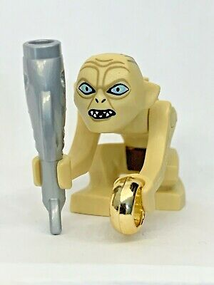 £9.99 • Buy Lego Gollum Narrow Eyes Mini Figure Lord Of The Rings Collectable 2012 Set-79000