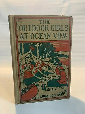 £10.78 • Buy Laura Lee Hope / Outdoor Girls At Ocean View Or The Box That Was Found, First Ed