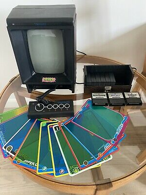 £700 • Buy Vectrex Retro Games Console And Games