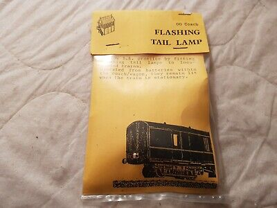 £6.30 • Buy A Model Railway Flashing Tail Lamp Kit  In Ho Gauge By The Signal Box