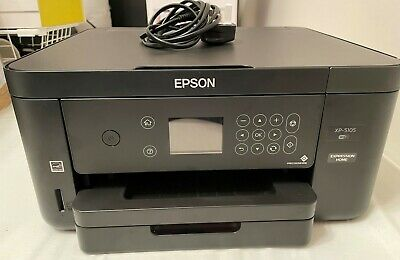 £30 • Buy Epson Expression Home XP-5105 Colour All In One Printer Wireless Or USB