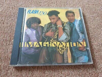 £3.99 • Buy Imagination.FLASHBACK.Hits CD.Pickwick 1992 CD.Early 80s Soul.Disco.Synth