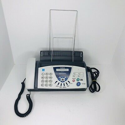 £64.72 • Buy Brother FAX-575 Fax Machine Phone Copier * Tested Fully Working VGC