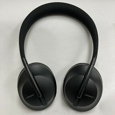 $ CDN212.31 • Buy Bose 700 Noise Cancelling Wireless Headphones Black USED Bluetooth Tested