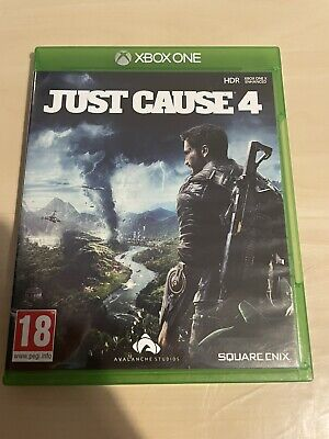 £6.50 • Buy Just Cause 4 Xbox One