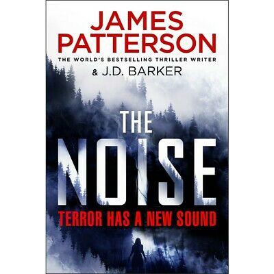 AU16 • Buy The Noise By James Patterson