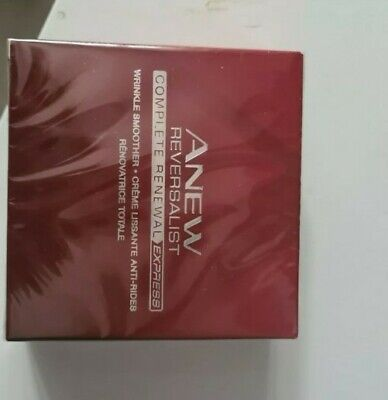 £18 • Buy X 2 Avon Anew Reversalist Complete Renewal Express Wrinkle Smoother - Brand NEW!