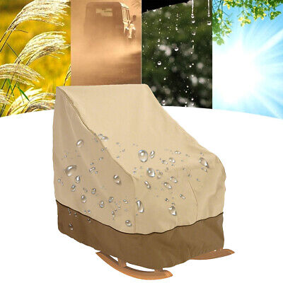 AU23.85 • Buy Patio Chair Cover Lounge Deep Seat Cover Waterproof Outdoor Furniture Cover